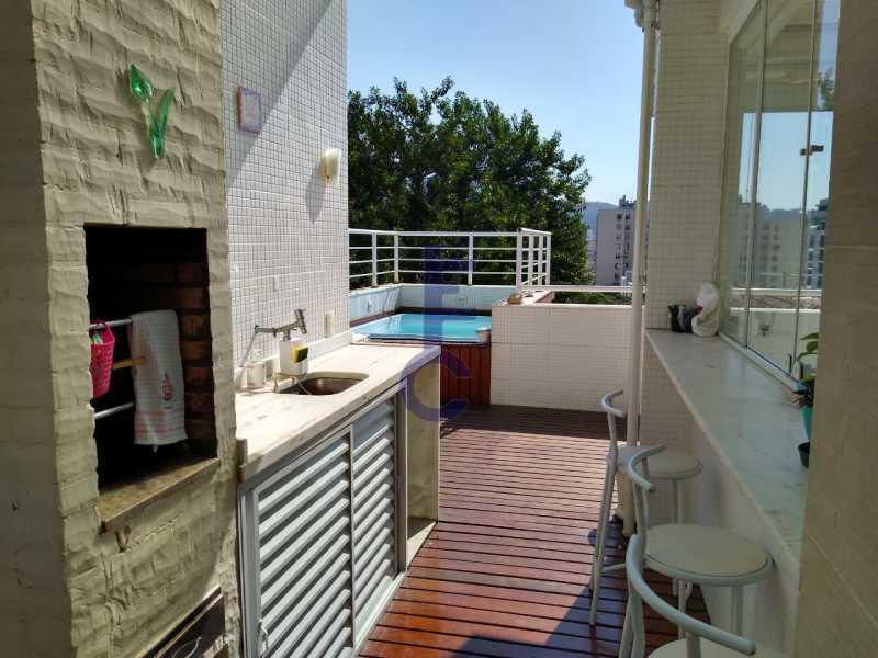 WhatsApp Image 2021-06-10 at 1 - Cobertura Duplex Shoping Tijuca - EC6186 - 22
