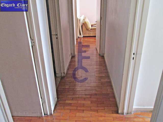 003 - Apartamento Rua Aníbal de Mendonça,Ipanema,Rio de Janeiro,RJ À Venda,4 Quartos,280m² - EC4169 - 3