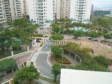 FOTO5 - Apartamento À VENDA, Barra da Tijuca, Rio de Janeiro, RJ - BA30570 - 6