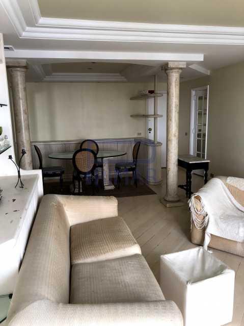 IMG_1773 - Apartamento Avenida Afrânio de Melo Franco,Leblon, Zona Sul,Rio de Janeiro, RJ Para Alugar, 4 Quartos, 134m² - 2541 - 3