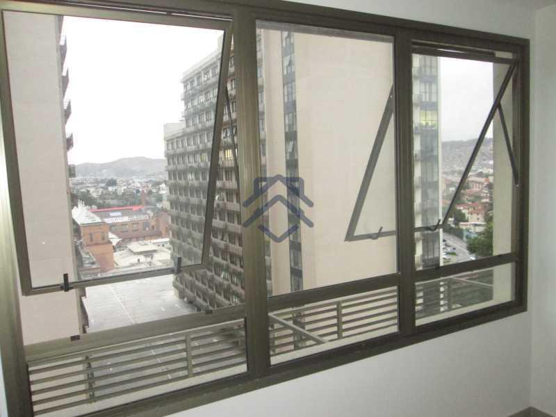 04 - Sala Comercial 29m² para alugar Avenida Pastor Martin Luther King Jr,Del Castilho, Rio de Janeiro - R$ 800 - 6071 - 5