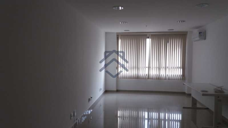 05 - Sala Comercial 29m² para alugar Avenida Pastor Martin Luther King Jr,Del Castilho, Rio de Janeiro - R$ 800 - 6071 - 6