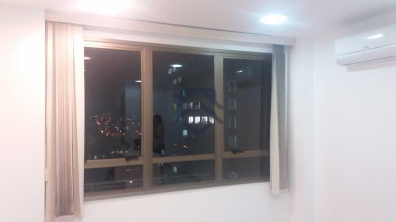 07 - Sala Comercial 29m² para alugar Avenida Pastor Martin Luther King Jr,Del Castilho, Rio de Janeiro - R$ 800 - 6071 - 8