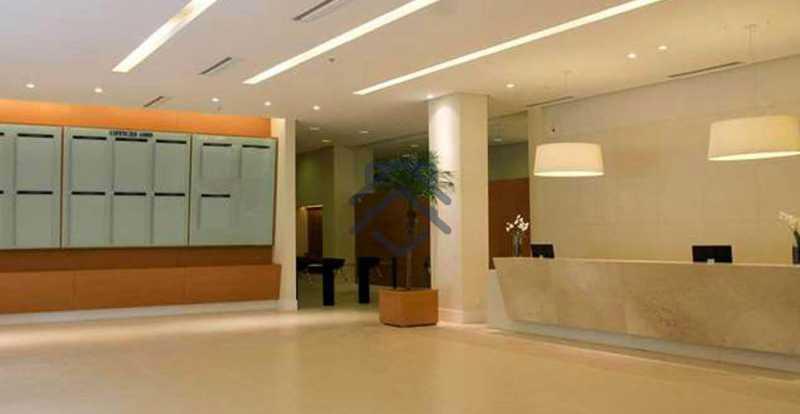 01 - Sala Comercial 29m² para alugar Avenida Pastor Martin Luther King Jr,Del Castilho, Rio de Janeiro - R$ 800 - 6071 - 1