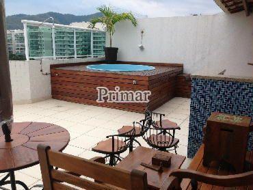 FOTO18 - Cobertura 2 quartos para alugar Freguesia (Jacarepaguá), Jacarepaguá,Rio de Janeiro - R$ 2.200 - BO20037 - 19
