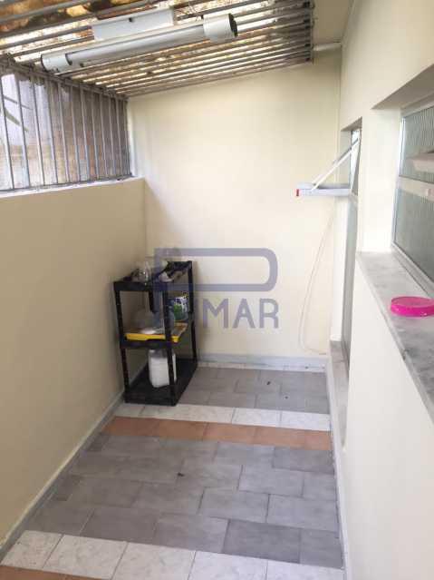 11 - Apartamento Rua Vilela Tavares,Méier, Méier e Adjacências,Rio de Janeiro, RJ Para Alugar, 1 Quarto, 57m² - 1194 - 9