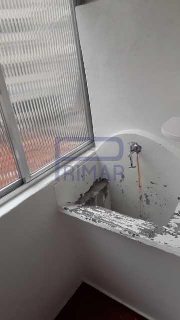 16 - ÁREA DE SERVIÇO 2 - Apartamento Para Venda ou Aluguel - Copacabana - Rio de Janeiro - RJ - 3726 - 22