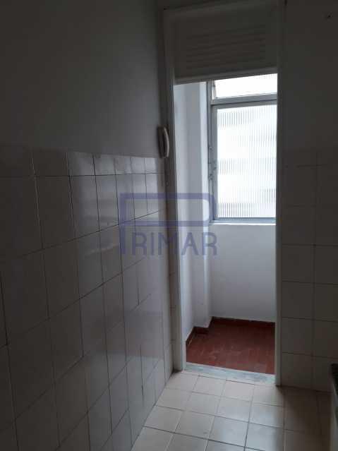 16 - ÁREA DE SERVIÇO - Apartamento Para Venda ou Aluguel - Copacabana - Rio de Janeiro - RJ - 3726 - 23