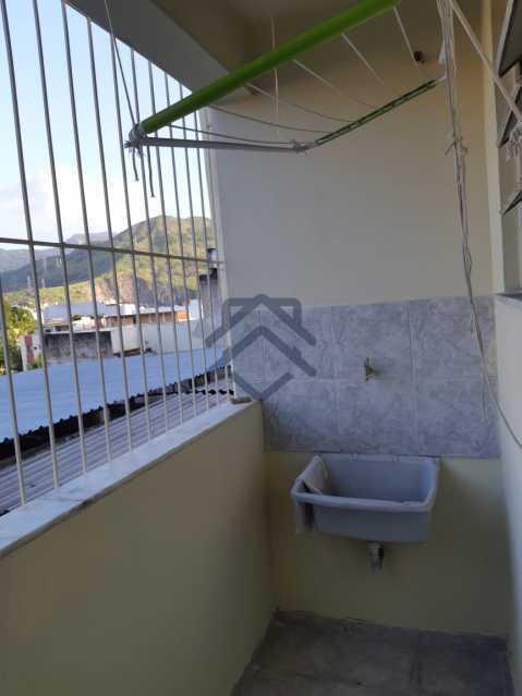 12 - Apartamento para venda e aluguel Rua Alfredo Reis,Piedade, Rio de Janeiro - R$ 700 - 1798 - 13