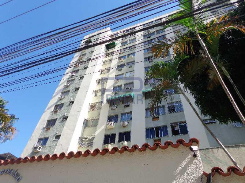 1 - Apartamento Cachambi, Méier e Adjacências,Rio de Janeiro, RJ Para Alugar, 2 Quartos, 70m² - 3261 - 1