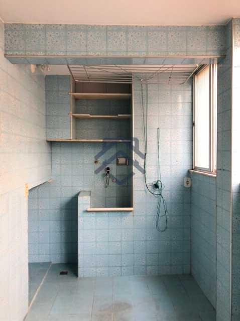 7 - Apartamento 2 quartos para alugar Água Santa, Rio de Janeiro - R$ 700 - 1985 - 8