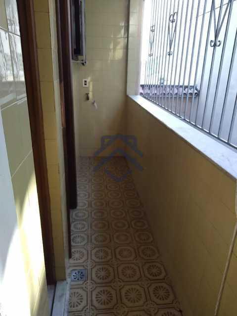 21 - Apartamento para venda e aluguel Rua Jurunas,Méier, Méier e Adjacências,Rio de Janeiro - R$ 1.150 - 935 - 22