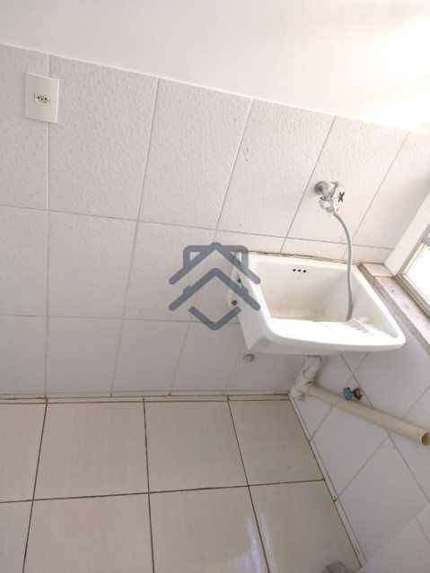 18 - Apartamento 2 quartos para alugar Abolição, Rio de Janeiro - R$ 1.000 - 171 - 19