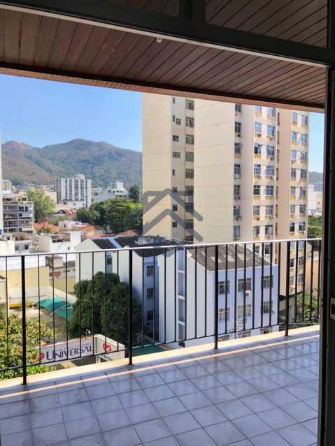 7 - Apartamento 2 Quartos para Alugar no Grajaú - 6116 - 8