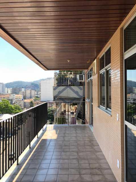 8 - Apartamento 2 Quartos para Alugar no Grajaú - 6116 - 9