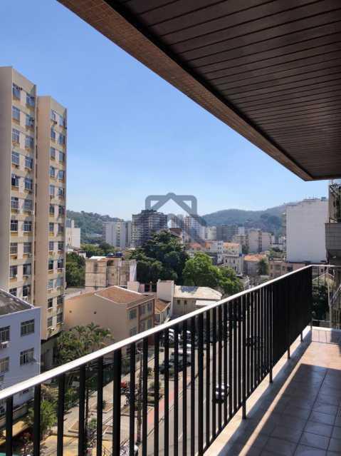 10 - Apartamento 2 Quartos para Alugar no Grajaú - 6116 - 11