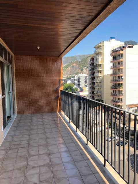9 - Apartamento 2 Quartos para Alugar no Grajaú - 6116 - 10