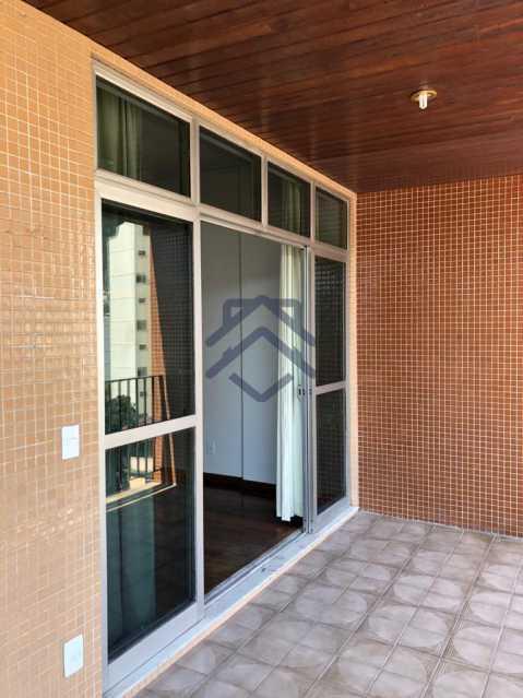 11 - Apartamento 2 Quartos para Alugar no Grajaú - 6116 - 12