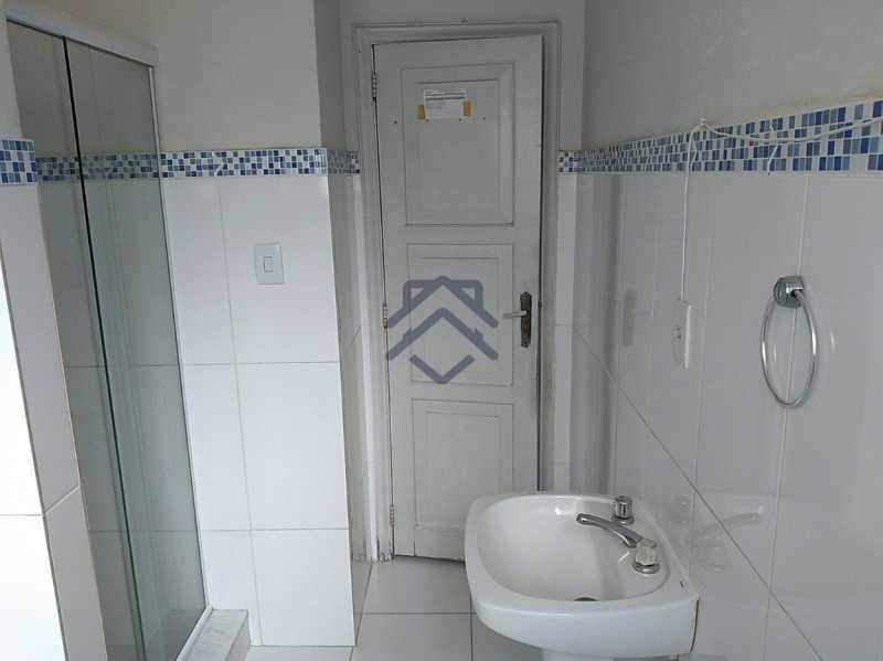021 - Apartamento 3 quartos para alugar Méier, Méier e Adjacências,Rio de Janeiro - R$ 1.800 - 3100 - 22
