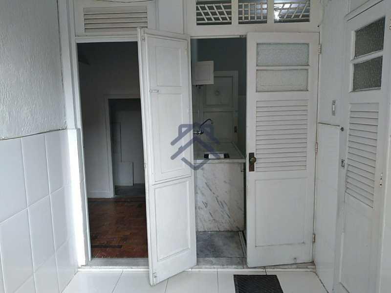027 - Apartamento 3 quartos para alugar Méier, Méier e Adjacências,Rio de Janeiro - R$ 1.800 - 3100 - 28