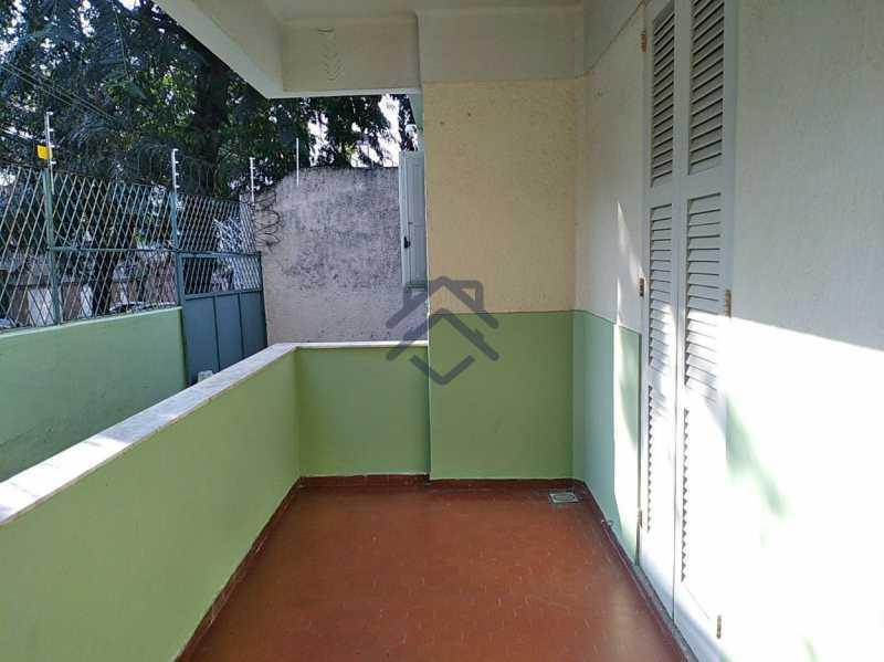 029 - Apartamento 3 quartos para alugar Méier, Méier e Adjacências,Rio de Janeiro - R$ 1.800 - 3100 - 30