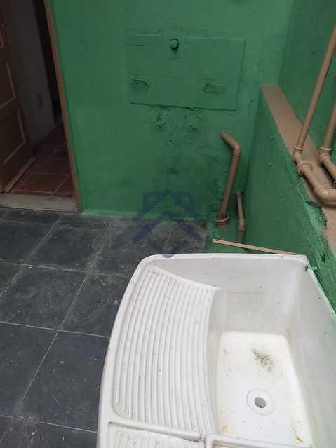 15 - Casa para alugar Rua Atininga,Taquara, Jacarepaguá,Rio de Janeiro - R$ 700 - 559 - 16