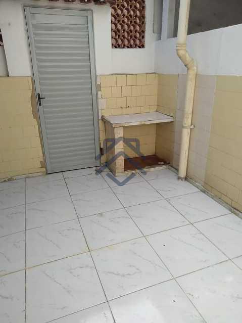 24 - Casa 2 quartos para alugar Ramos, Penha e Adjacências,Rio de Janeiro - R$ 1.200 - 476 - 25