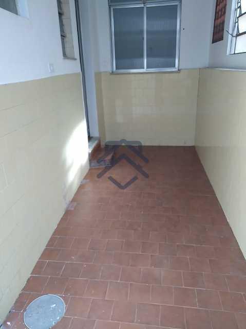 27 - Casa 2 quartos para alugar Ramos, Penha e Adjacências,Rio de Janeiro - R$ 1.200 - 476 - 28