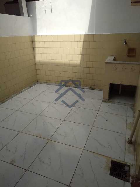 22 - Casa 2 quartos para alugar Ramos, Penha e Adjacências,Rio de Janeiro - R$ 1.200 - 476 - 23