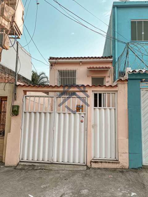 1 - Casa á Venda no Engenho de Dentro - 358 - 1