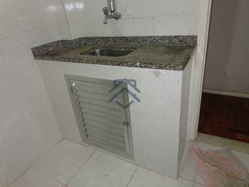 6 - Apartamento 1 quarto para alugar Riachuelo, Rio de Janeiro - R$ 900 - 6107 - 7