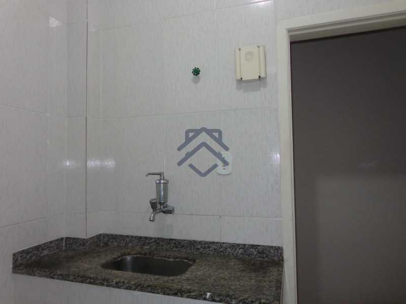 7 - Apartamento 1 quarto para alugar Riachuelo, Rio de Janeiro - R$ 900 - 6107 - 8