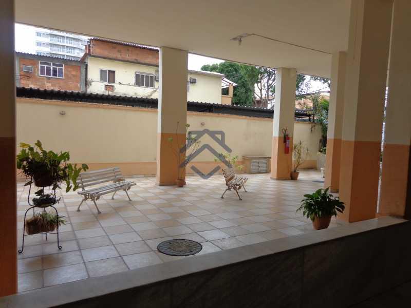 1 - Apartamento 1 quarto para alugar Riachuelo, Rio de Janeiro - R$ 900 - 6107 - 1