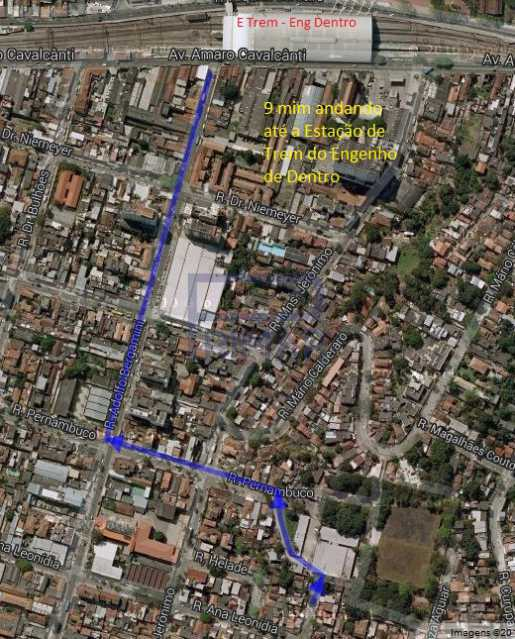 foto 16 - Casa Para Alugar - Engenho de Dentro - Rio de Janeiro - RJ - 3452 - 16