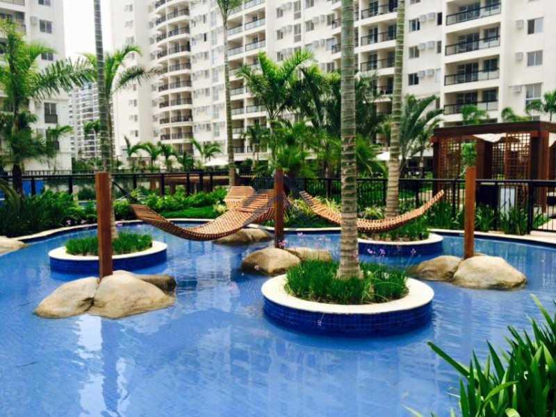 24 - Apartamento à venda Avenida VICE-PRESIDENTE JOSÉ DE ALENCAR,Jacarepaguá, Jacarepaguá,Rio de Janeiro - R$ 560.000 - 6213 - 25