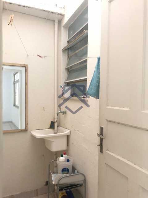 17 - Apartamento 1 quarto para alugar Méier, Méier e Adjacências,Rio de Janeiro - R$ 750 - 1476 - 18