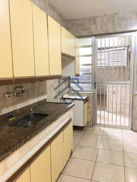 22 - Apartamento à venda Rua Vaz de Toledo,Engenho Novo, Méier e Adjacências,Rio de Janeiro - R$ 367.000 - 6371 - 23