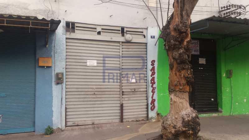 01 - Loja 12m² para alugar Rua André Pinto,Ramos, Penha e Adjacências,Rio de Janeiro - R$ 800 - 1821 - 1