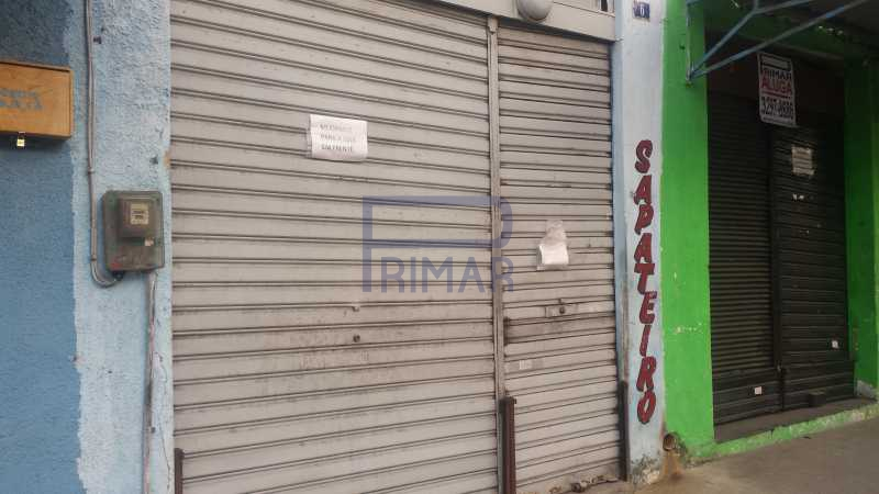 02 - Loja 12m² para alugar Rua André Pinto,Ramos, Penha e Adjacências,Rio de Janeiro - R$ 700 - 1821 - 7