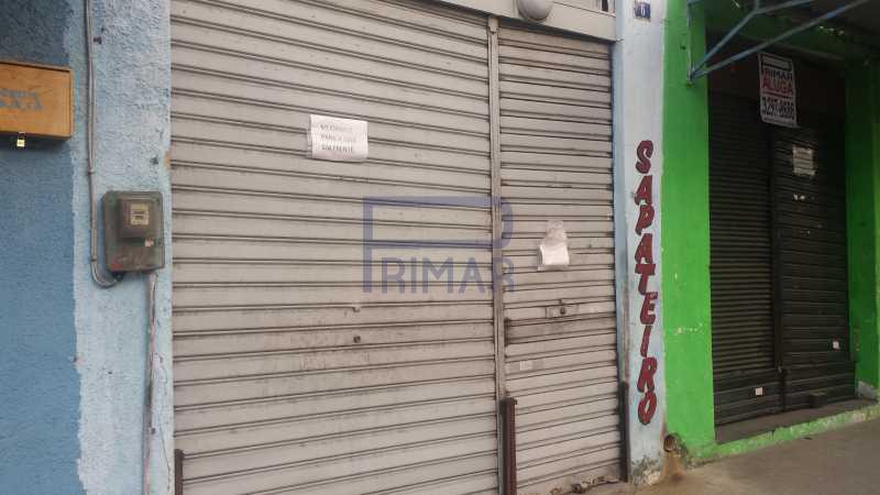 02 - Loja 12m² para alugar Rua André Pinto,Ramos, Penha e Adjacências,Rio de Janeiro - R$ 800 - 1821 - 13
