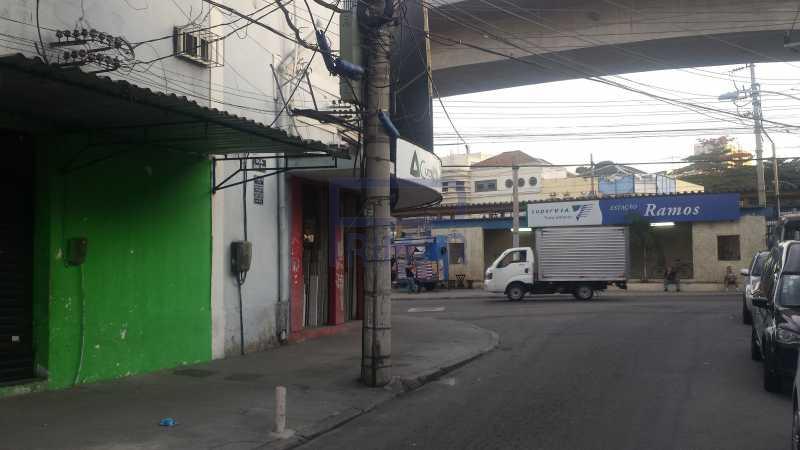 04 - Loja Rua André Pinto,Ramos, Penha e Adjacências,Rio de Janeiro, RJ Para Alugar, 12m² - 1823 - 9
