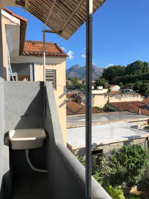18 - Apartamento 1 quarto para alugar Riachuelo, Rio de Janeiro - R$ 700 - 968 - 19