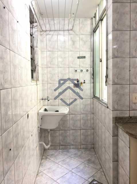 15 - Apartamento 3 quartos para alugar Méier, Méier e Adjacências,Rio de Janeiro - R$ 1.000 - 1127 - 16