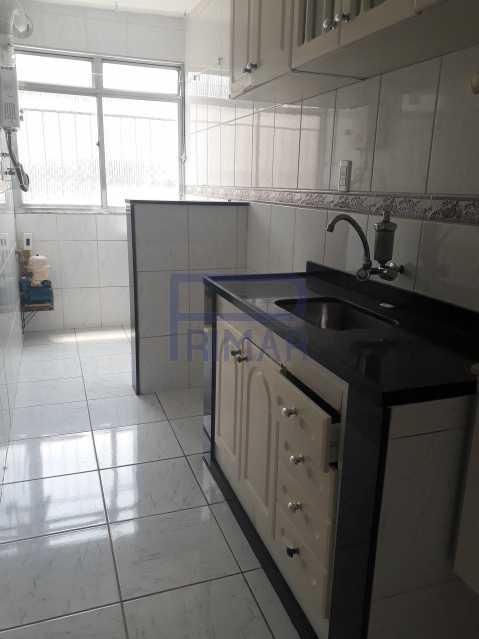 27 - COZINHA - Apartamento Tomás Coelho,Rio de Janeiro,RJ Para Venda e Aluguel,2 Quartos,54m² - 6495 - 27