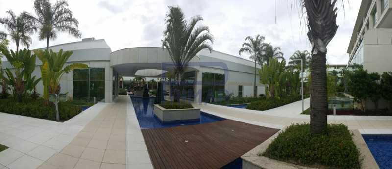 05 - Sala Comercial Avenida Paisagista José Silva de Azevedo Neto,Barra da Tijuca, Barra e Adjacências,Rio de Janeiro, RJ Para Alugar, 202m² - MESL00014 - 6