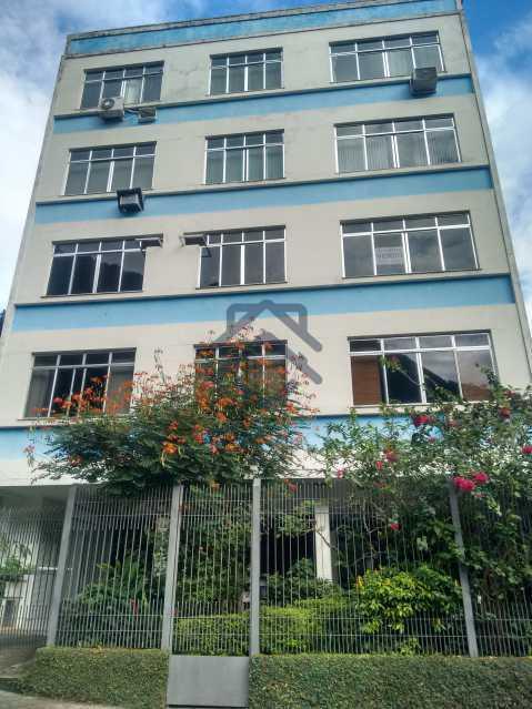 1 - Apartamento para alugar Estrada Velha da Tijuca,Alto da Boa Vista, Rio de Janeiro - R$ 1.450 - 1774 - 1