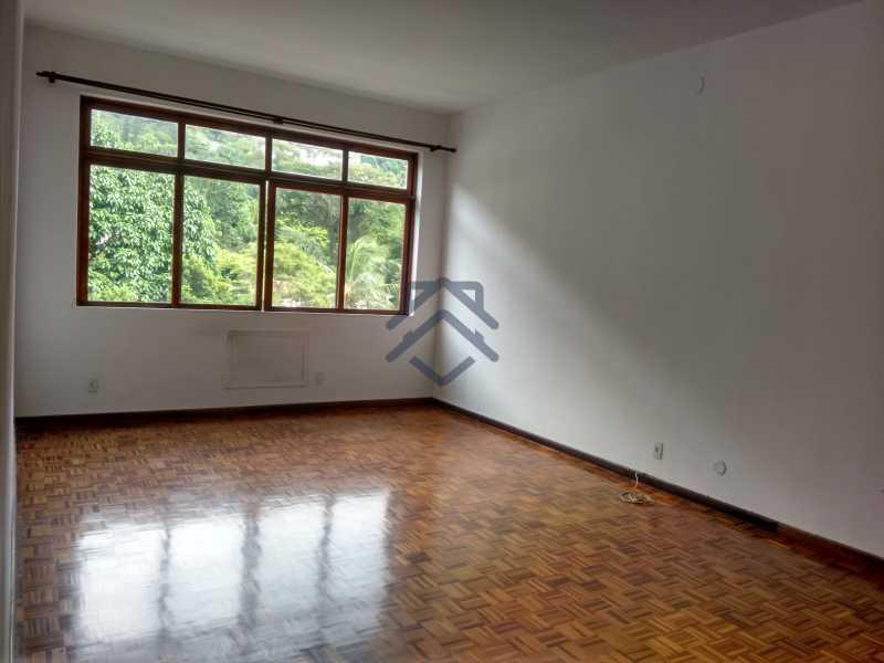 3 - Apartamento para alugar Estrada Velha da Tijuca,Alto da Boa Vista, Rio de Janeiro - R$ 1.450 - 1774 - 4