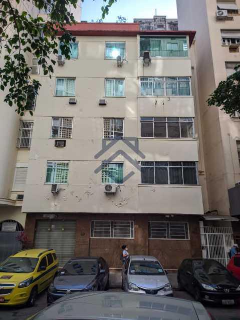 1 - Apartamento à venda Rua Barão de Ipanema,Copacabana, Zona Sul,Rio de Janeiro - R$ 780.000 - MEAP30017 - 1