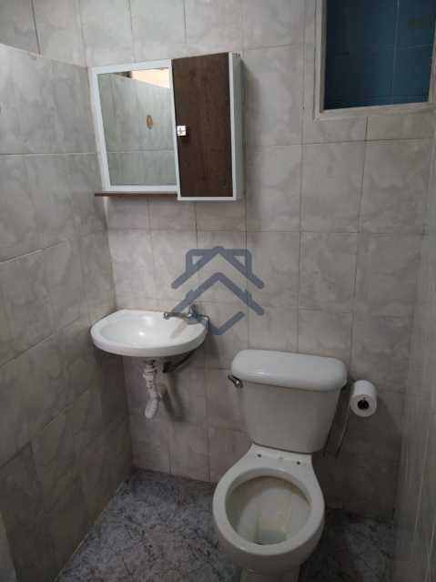 15 - Apartamento para alugar Rua Riachuelo,Centro, Rio de Janeiro - R$ 950 - 531 - 16