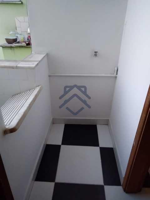 24 - Apartamento para alugar Rua Cônego Tobias,Méier, Méier e Adjacências,Rio de Janeiro - R$ 600 - 450 - 25